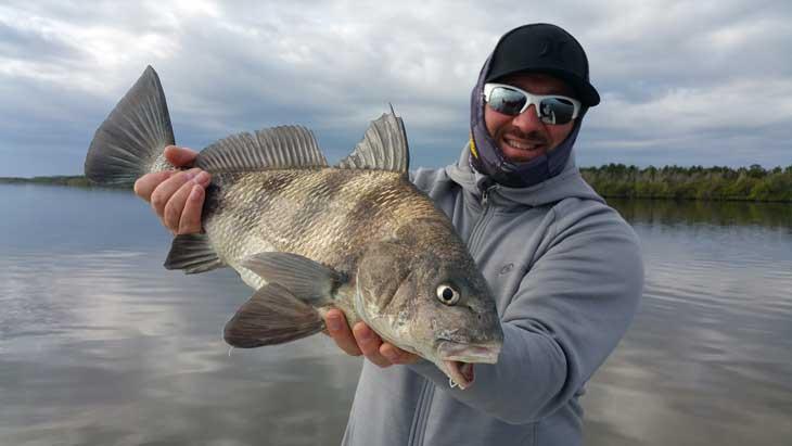 Orlando fishing charters black drum black drum fishing for Deep sea fishing near orlando