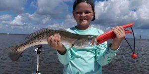 sea trout fishing near orlando